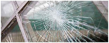 Peterlee Smashed Glass